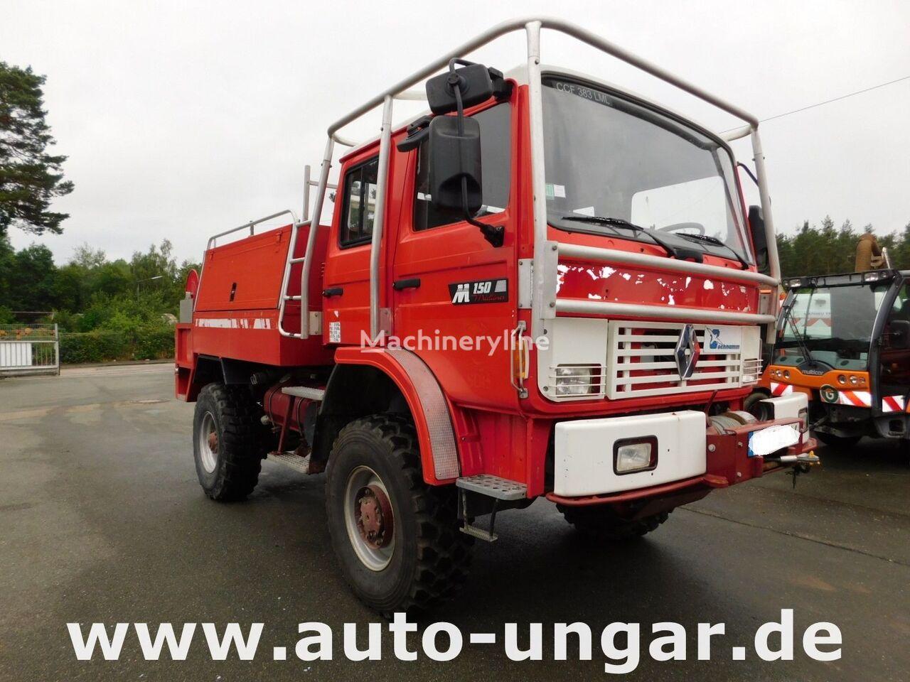 RENAULT M150 Midliner 4x4 Feuerwehr TLF 2000 Off-Road Waldbrand carro de bombeiros