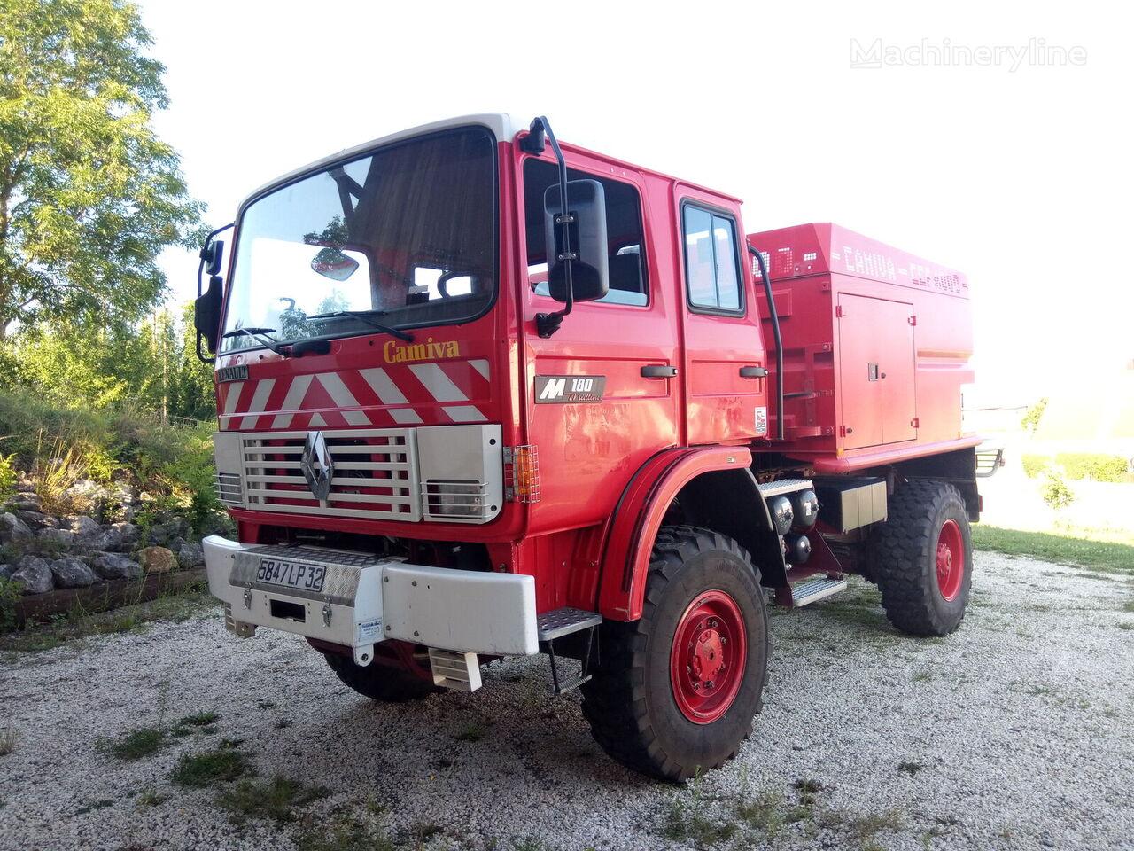 carro de bombeiros RENAULT M180 4x4 - CCF4000