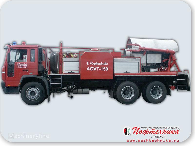 VOLVO AGVT-150 Avtomobil gazovogo tusheniya  carro de bombeiros