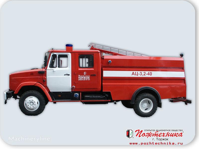 ZIL AC 3,2-40     carro de bombeiros