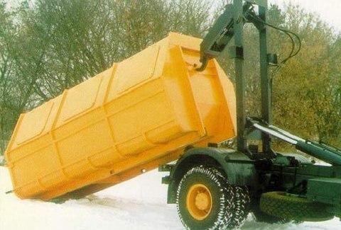 KO-452.01.00.000  contentor de lixo