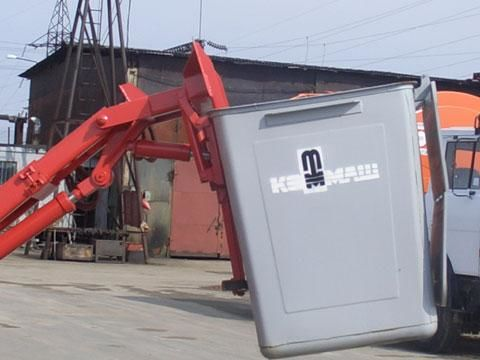 M30-20.00.000  contentor de lixo