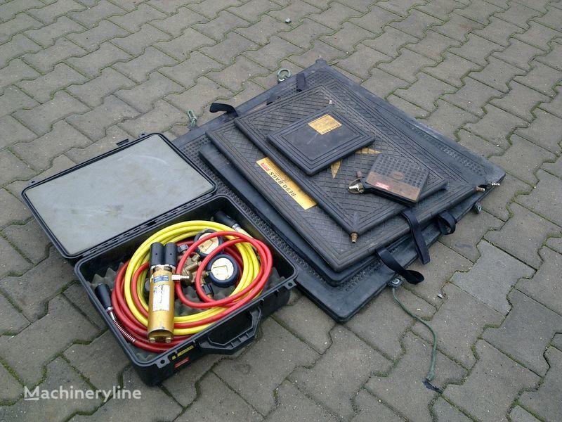 6* RESCUE BAG equipamento de combate a incêndios
