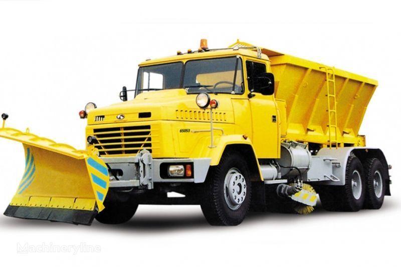 KRAZ 65053 KDM-1522/1521 limpa-neve