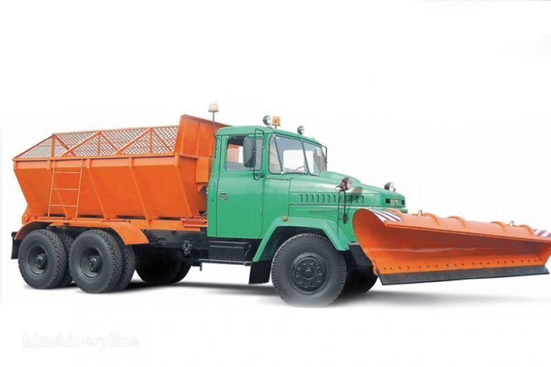 KRAZ 65053-MDKZ-30 limpa-neve