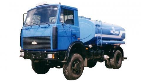 MAZ KT-506  outros maquinaria municipal