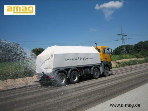MAN Wasserwagen MAN TGA 41.480 - 8x8 varredora